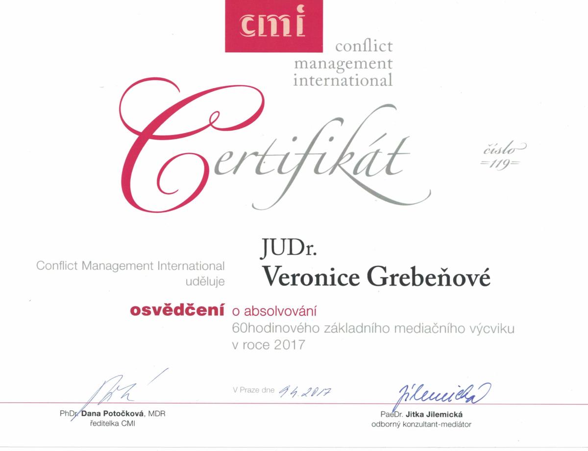 Certifikat_mediace